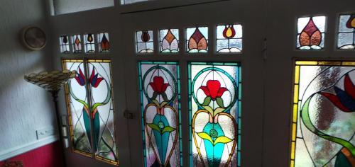 Classic Art Nouveau design
